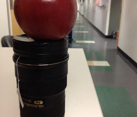 りんごの州なので
