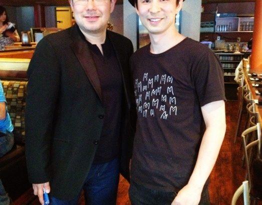 山本浩一郎さんに会った!