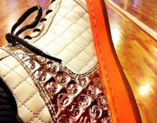 お気に入りの靴でリハ