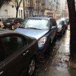 NYあるある縦列駐車