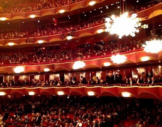 オペラにきてみた