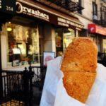 パンで始まる週末