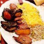 ペルシャ料理ってこんなの