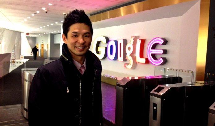 グルグルGoogle行ってきた