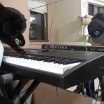 しおちゃん、ピアノが弾ける?!